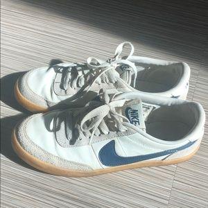 Nike J Crew Killshot Navy Blue Men's 7